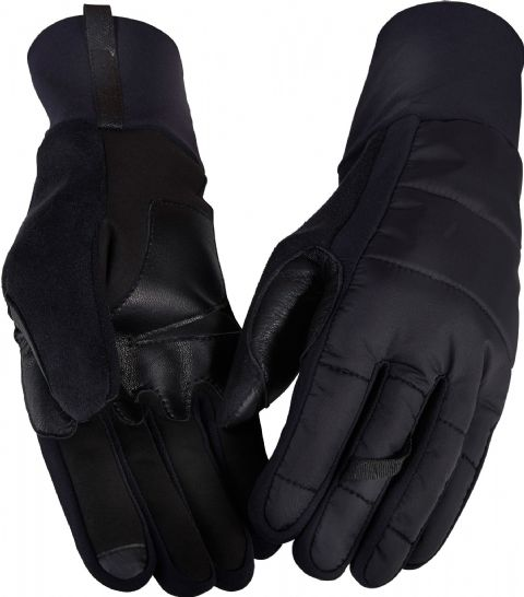 Café Du Cycliste Mid Season Gloves Unisex - Black